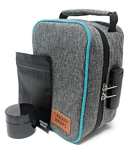 Amazon.com: Gravity Wraps paquete de maletas a prueba de ...