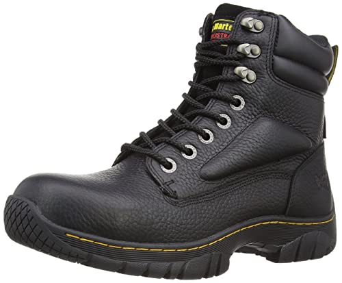 Dr. Martens Purlin, Men's Safety Boots, Black, ...
