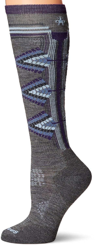 Smartwool Women's PhD Ski Light Pattern Black socks S Black