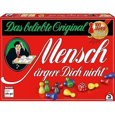 Schmidt Mensch AERGERE Dich NI: Toys & Games