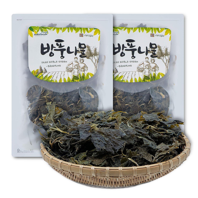 Korean Coastal Fennel [ Korean Pantry ] Dried Bangpung from Korea, Asian Herbs for Vegetable Dishes [ JRND Foods ]