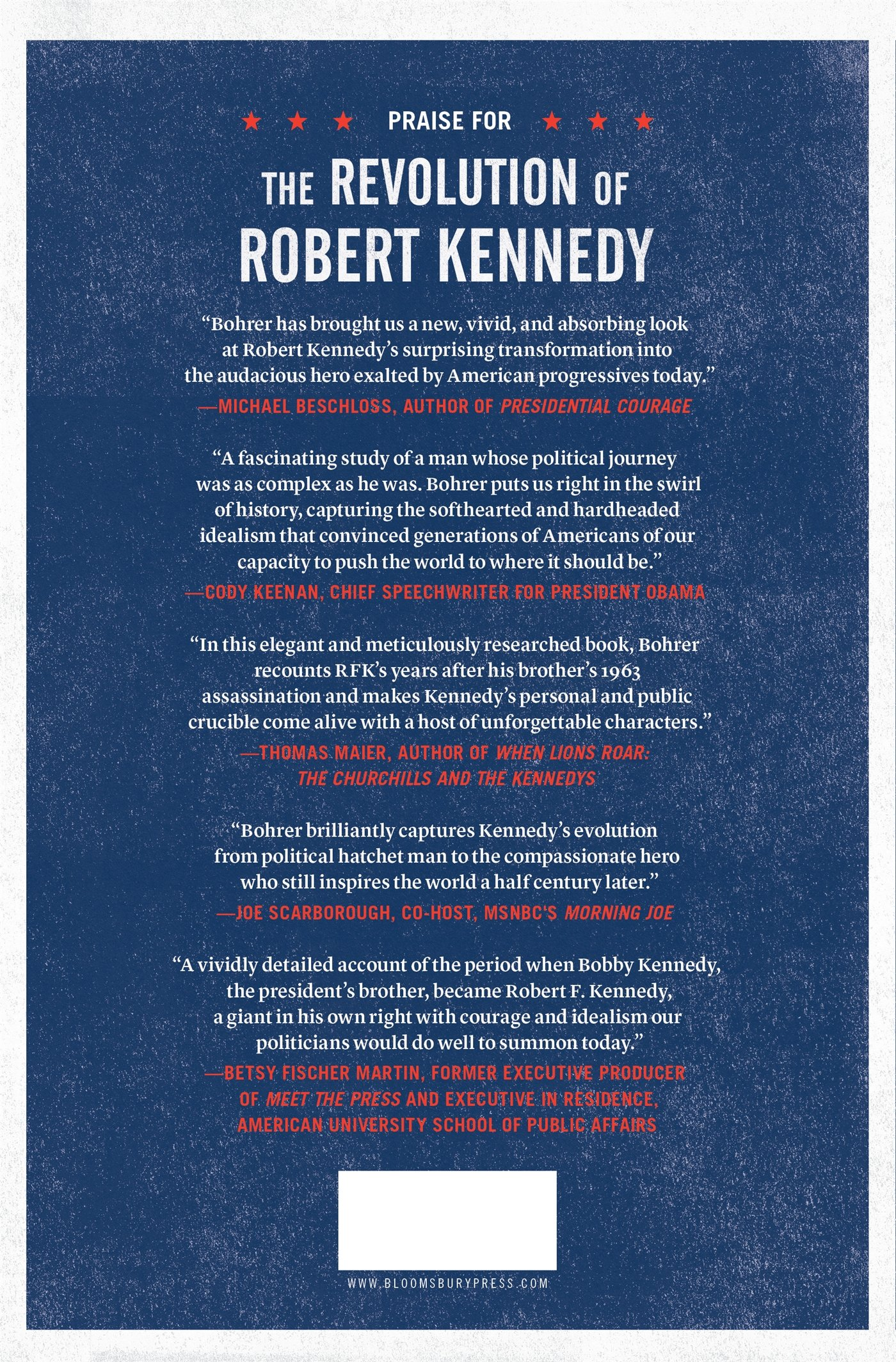 The Revolution of Robert Kennedy: From Power to Protest After JFK ...
