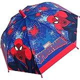 Chanos Chanos Marvel Manual Safety Runner Poe Embossed Folding Umbrella, 38 cm, Blue Ombrello pieghevole, Blu (Blue)