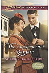 The Engagement Bargain (Prairie Courtships Book 4) Kindle Edition