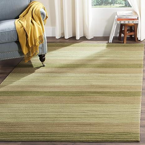 Amazon.com: Safavieh Marbella Collection mrb283 a zona verde ...