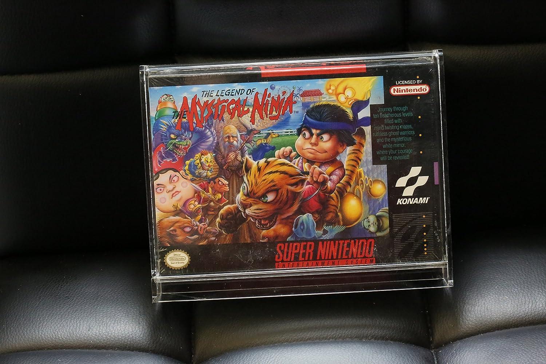 Legend of the Mystical Ninja - Nintendo Super NES