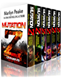 Mutation Z Series, Books 1-6: The Ebola Zombies, Closing the Borders, Protecting Our Own, Drones Overhead, Dragon in the Bunker, Desperate Measures (English Edition)