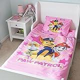 Nick Jr Girls Paw Patrol 140 X 200 CM Duvet Cover