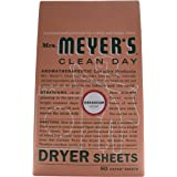 Mrs. Meyers Clean Day Dryer Sheets Geranium