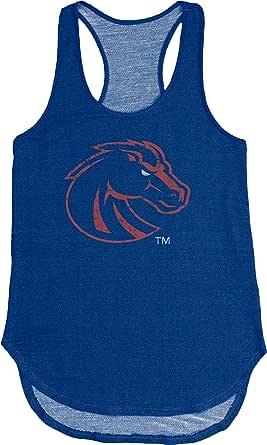 Amazon.com: Blue 84 NCAA Boise State Broncos Adult Women ...