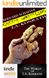 Jack Daniels and Associates: Cheese Wrestling (Kindle Worlds Novella)