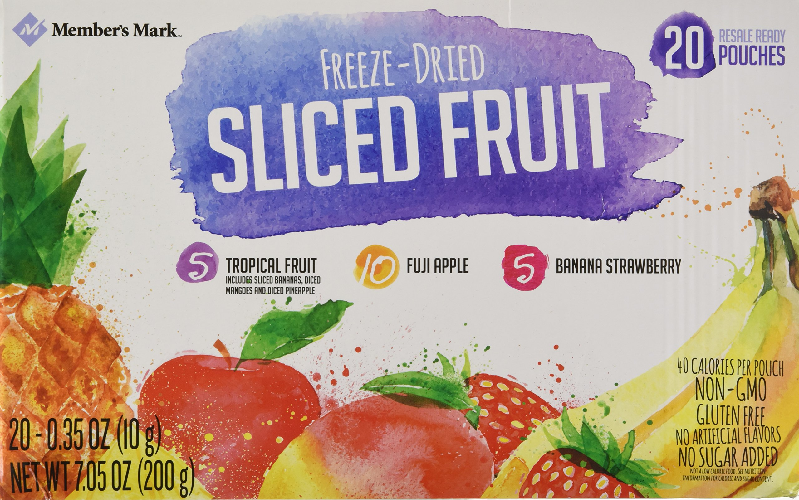 Member's Mark Freeze-Dried Fruit Snacks, 7.05 Ounce by Member's Mark (Image #5)