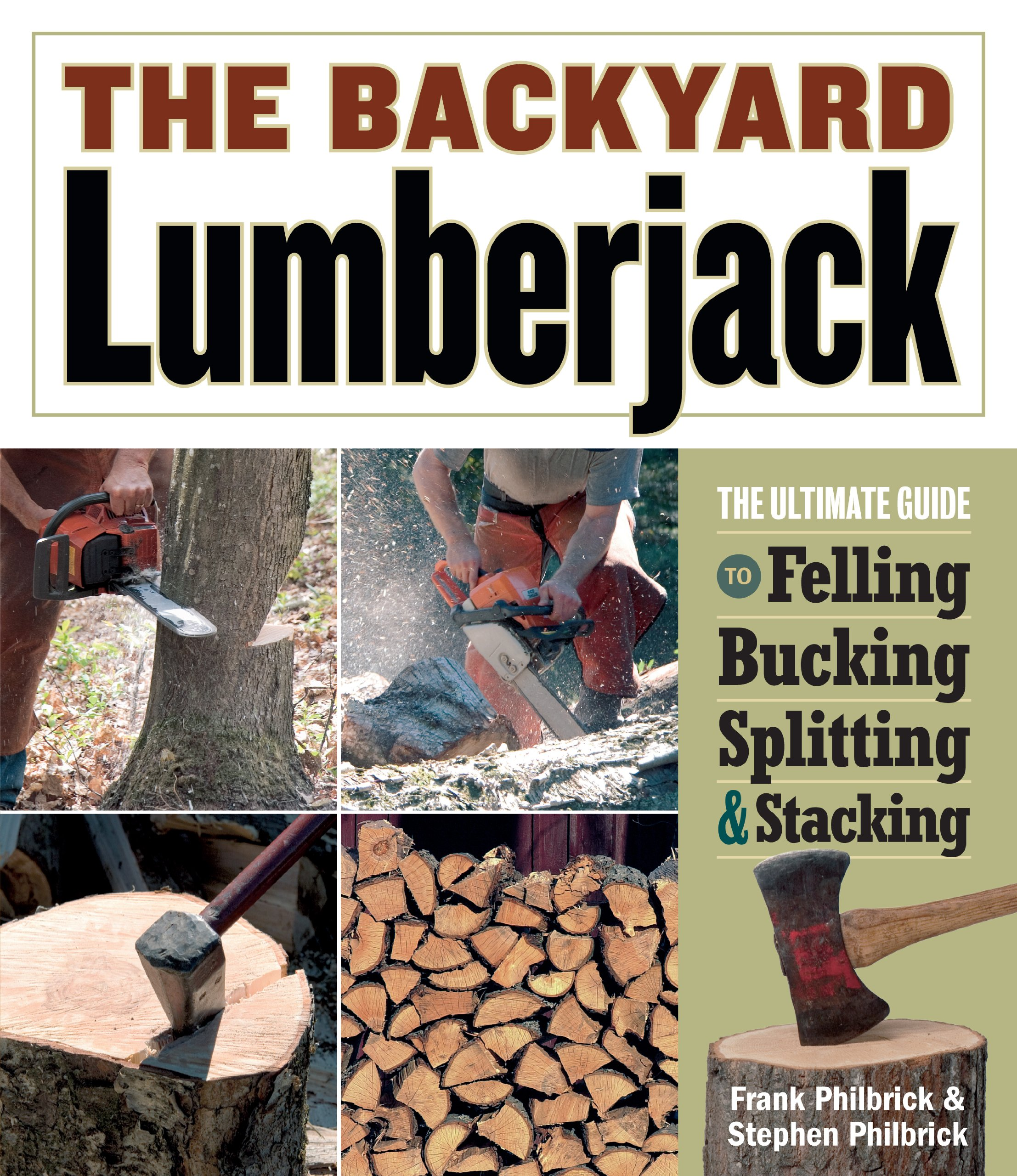 the backyard lumberjack frank philbrick stephen philbrick