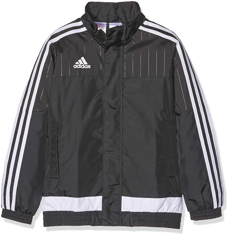 f6de9da7d Adidas Tiro 15 Rain Jacket Mens Windbreaker Rain Jacket Wind Jacket Black,  Sizes:XXL: Amazon.ca: Sports & Outdoors