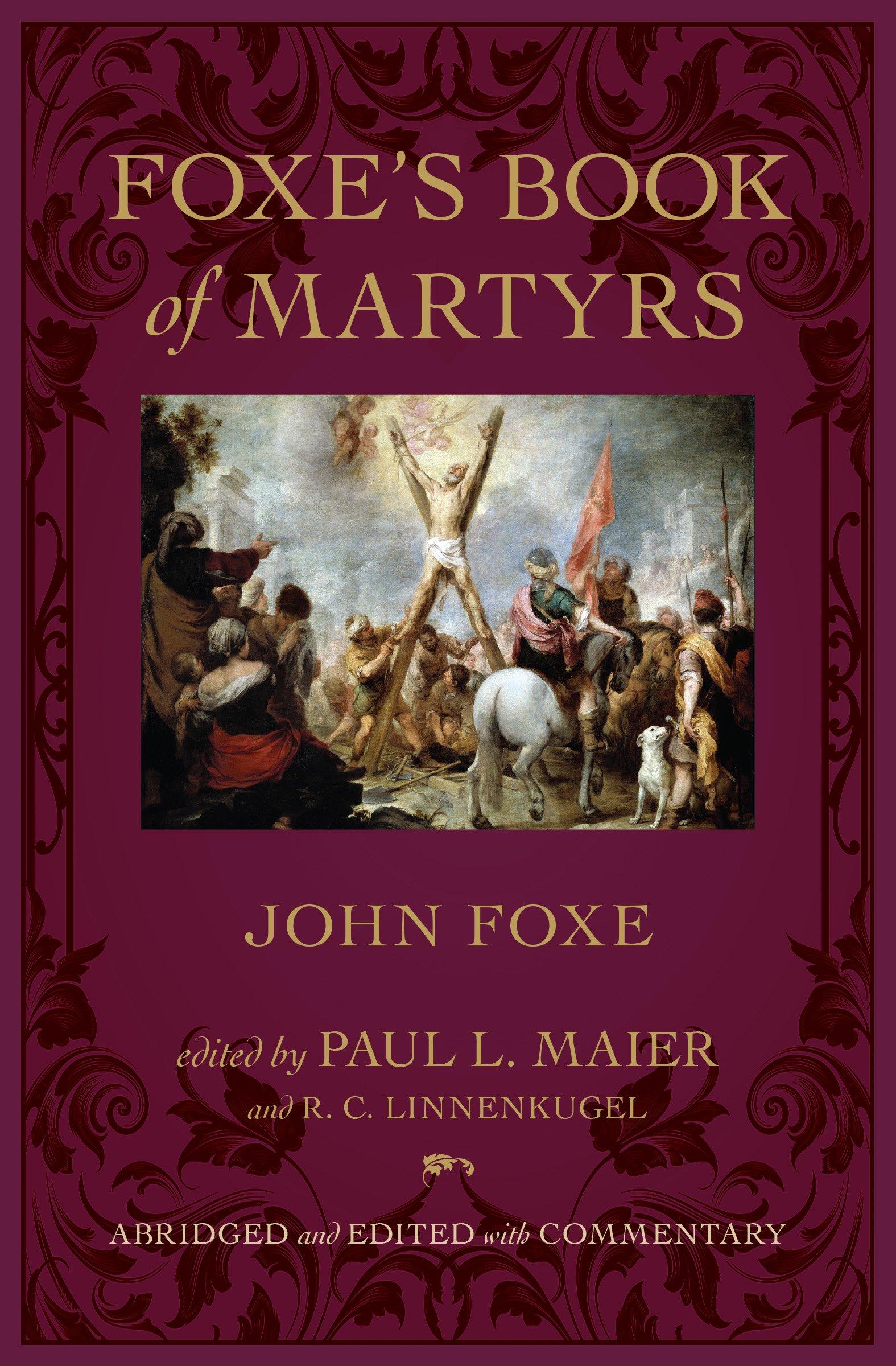 Foxe's Book of Martyrs por John Foxe