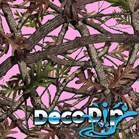 Water Transfer Printing Film Hydro Dipping RC-25-09 Hydrographic Film Pink Redemption Camo
