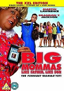Big Mommas Like Father, Like Son - DVD