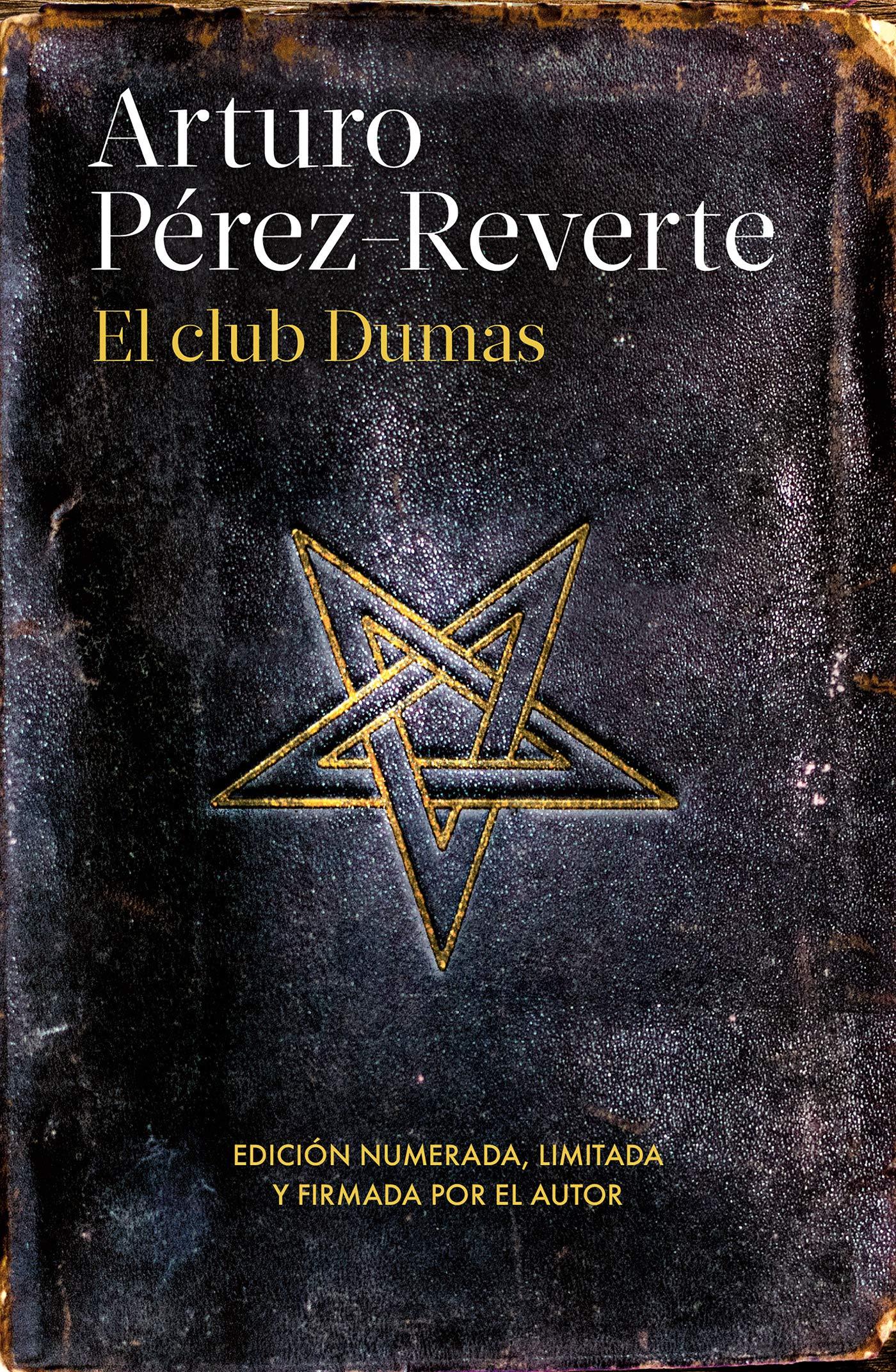 El club Dumas (Best Seller): Amazon.es: Pérez-Reverte, Arturo: Libros