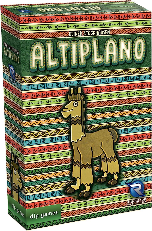 Altiplano Board Game: Amazon.co.uk: Toys & Games