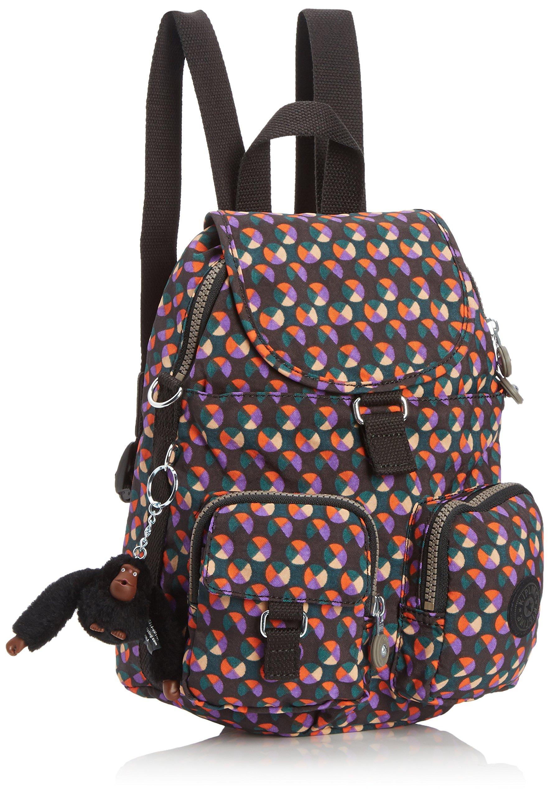 Kipling Women's Firefly N Backpack K13108B94 Party Dot Pr P