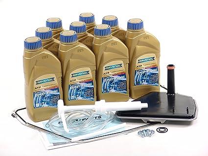 Amazoncom Blau FAD Audi Q ATF Automatic Transmission Fluid - Oil for audi q5
