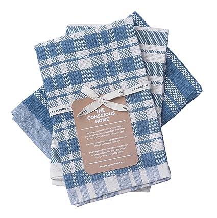 stamped potato design towels diy rooms kitchens kitchen hgtv