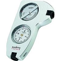 Suunto Tandem/360PC/360R G Clino/Compass kompas, wit, één maat