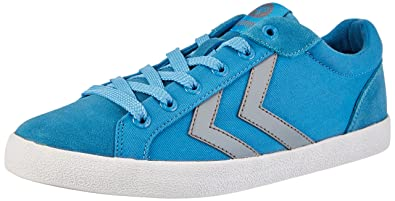 Deuce Court Summer, Unisex Adults Low-Top Sneakers Hummel