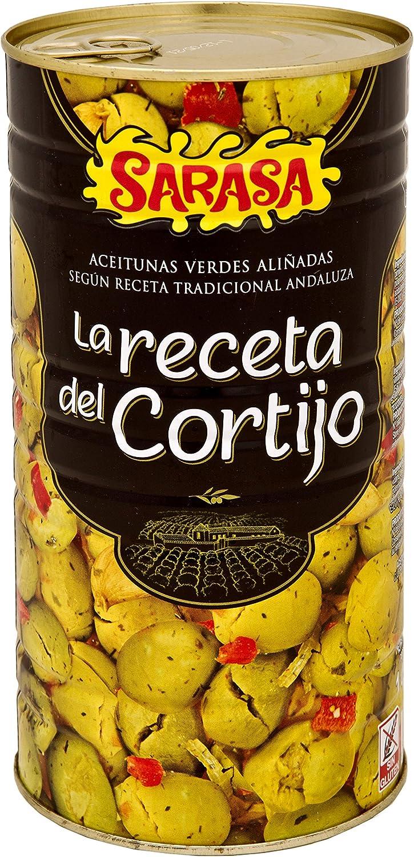 Sarasa La Receta del Cortijo - Paquete de 6 x 1500 gr - Total: 9000 gr