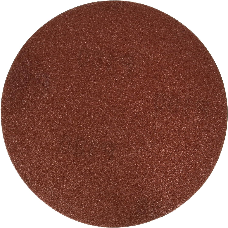 PORTER-CABLE 725001825 5-Inch PSA Aluminum Oxide No Hole 180G Disc 25-Pack