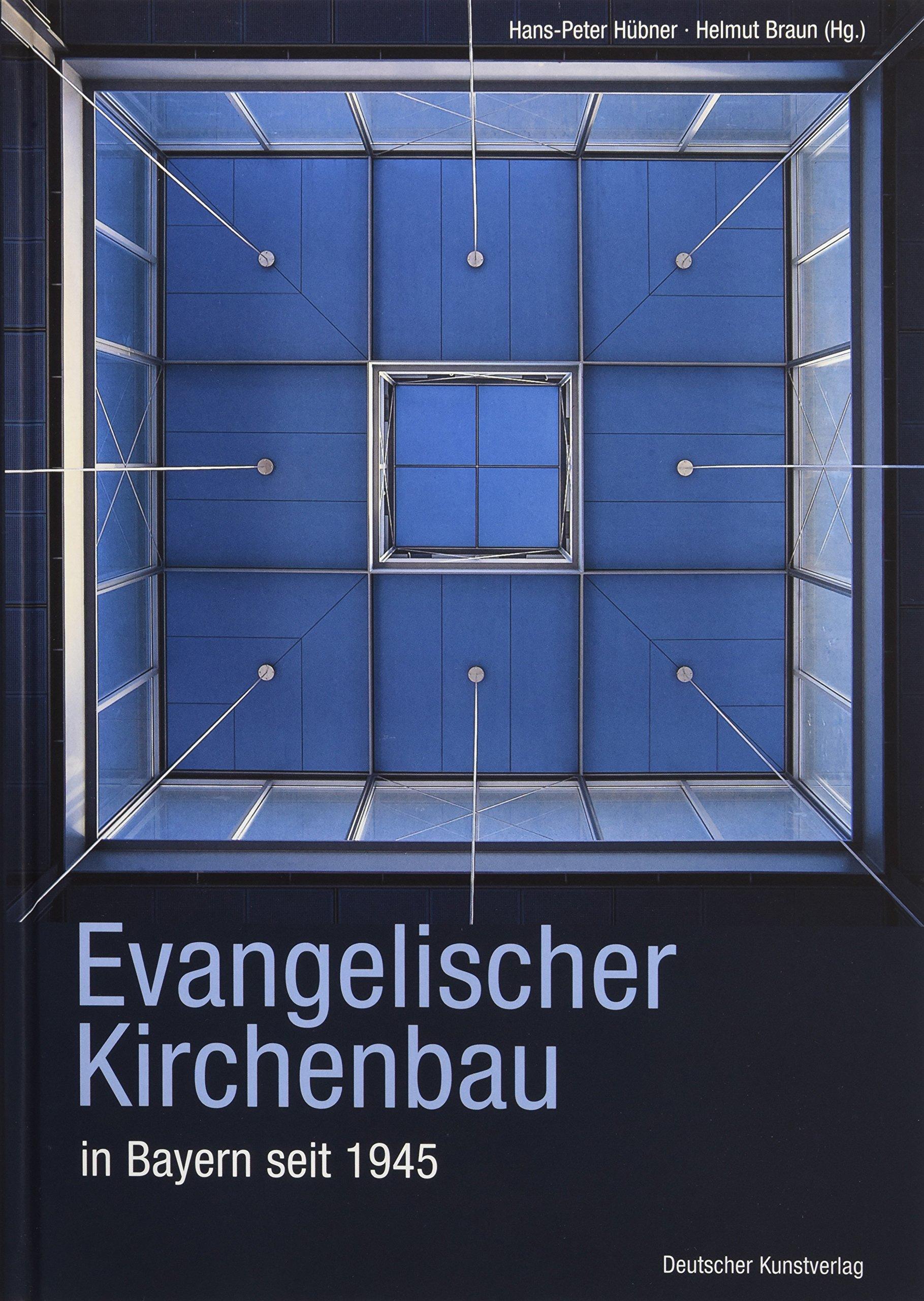 Evangelischer Kirchenbau in Bayern nach 1945