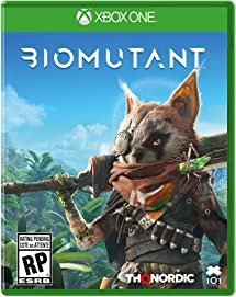 Biomutant - Xbox One Standard Edition