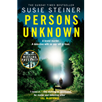 Persons Unknown: A Richard and Judy Book Club Pick 2018 (A Manon Bradshaw Thriller)