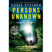 Persons Unknown: A Richard and Judy Book Club Pick 2018 (Manon Bradshaw, Book 2)