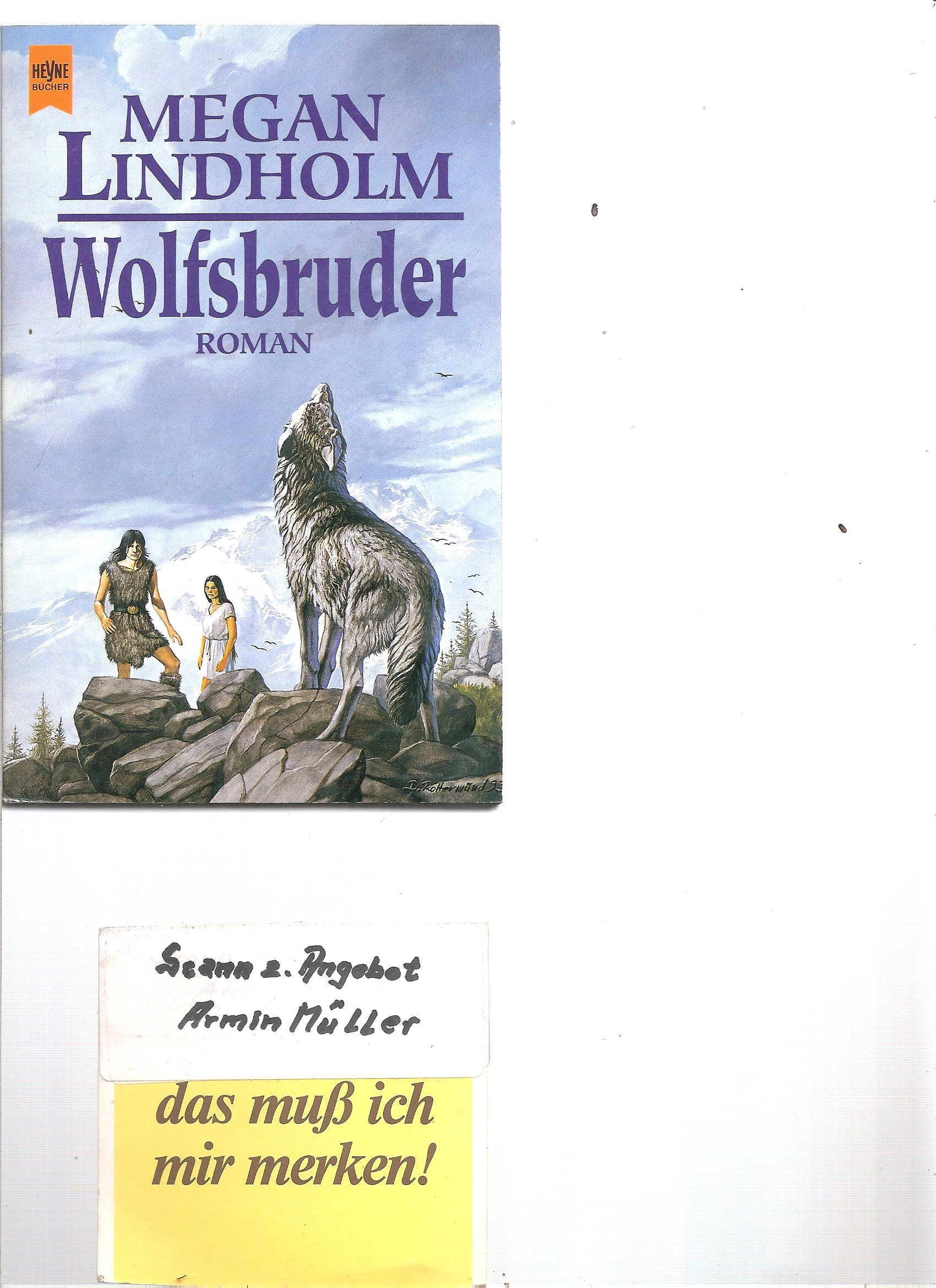 Wolfsbruder. Der Schamanen-Zyklus 02.