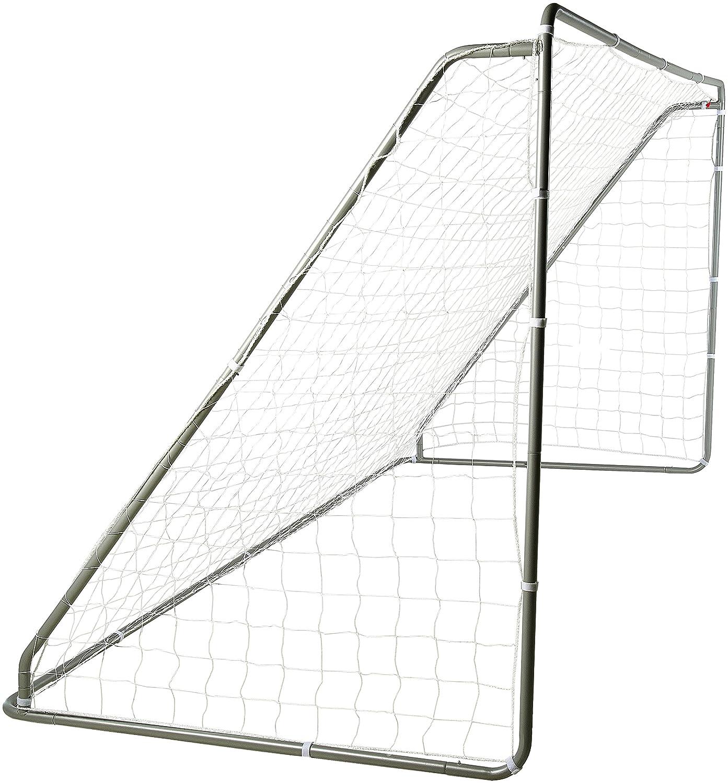 d74423072 Amazon.com : AmazonBasics Soccer Goal Frame With Net - 12 x 6 x 5 Foot,  Steel Frame : Sports & Outdoors