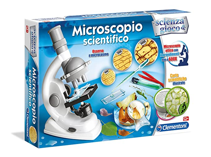 150 opinioni per Clementoni 13966- Scienza e Gioco Microscopio Scientifico