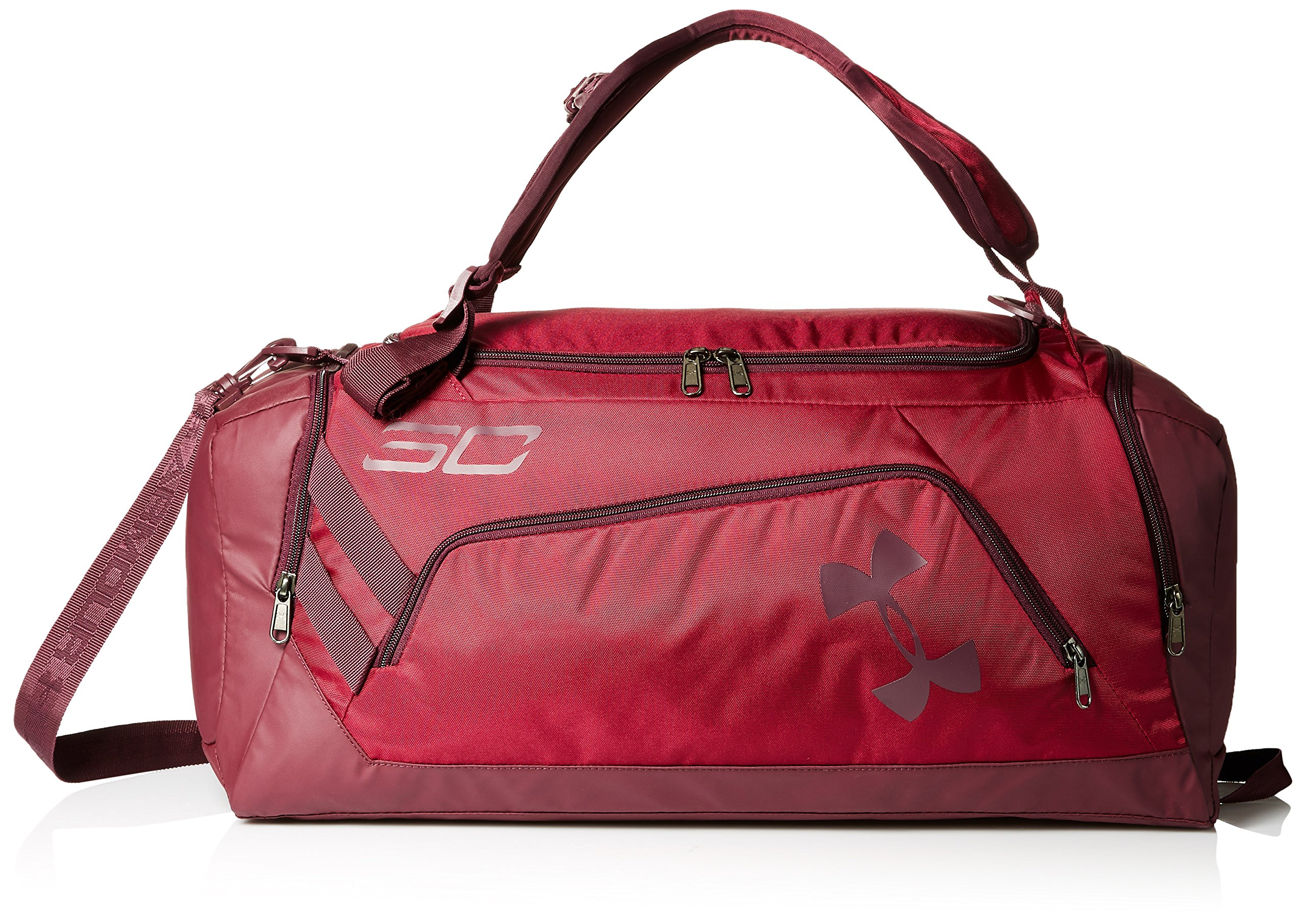 Under Armour SC30 Storm Contain Duffle,Black Currant (923)/Raisin Red, One Size by Under Armour