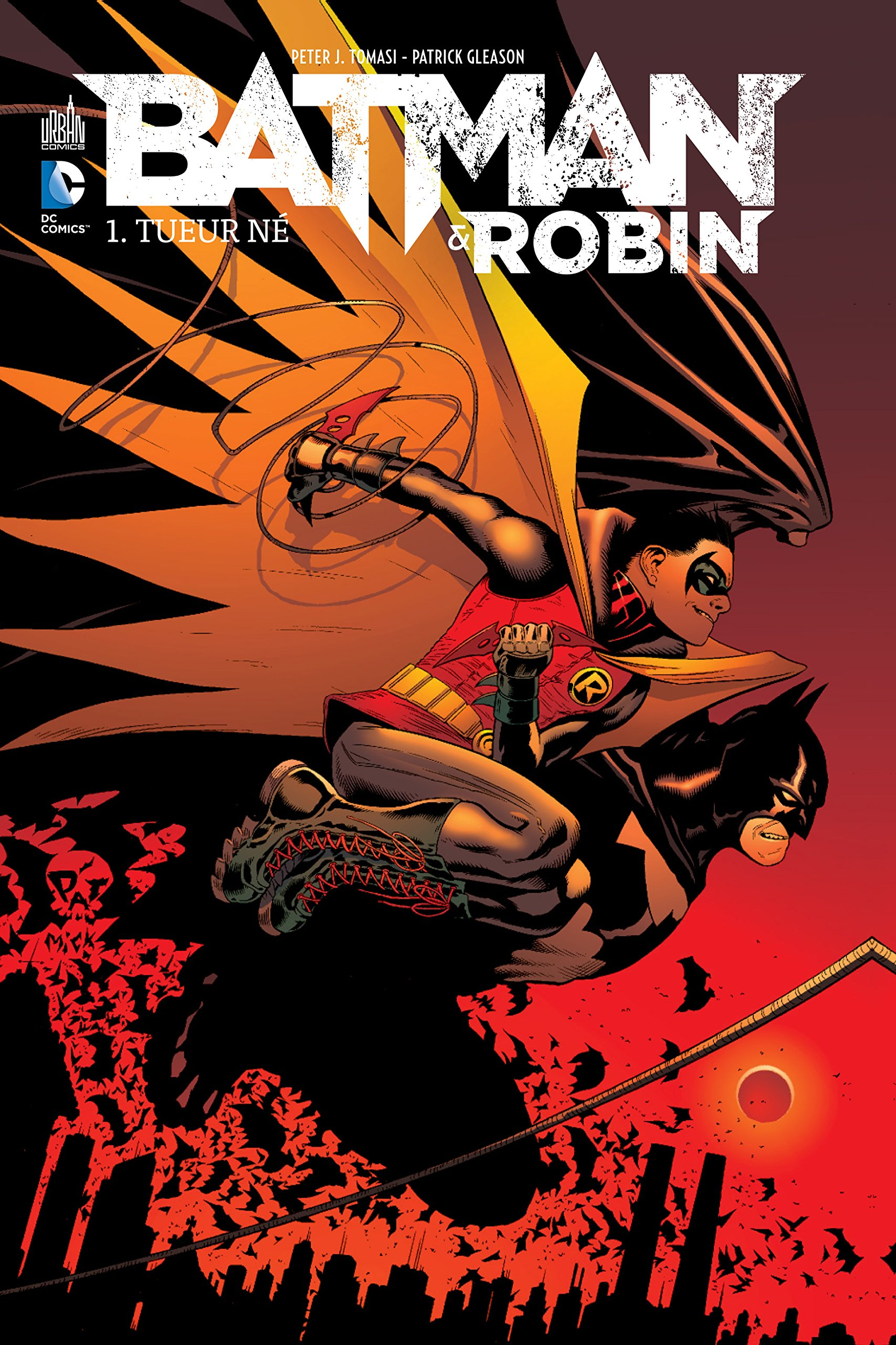 comics robin