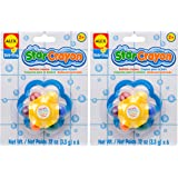 Alex Toys Rub a Dub Star Crayon 2-Pack Bath, Multi