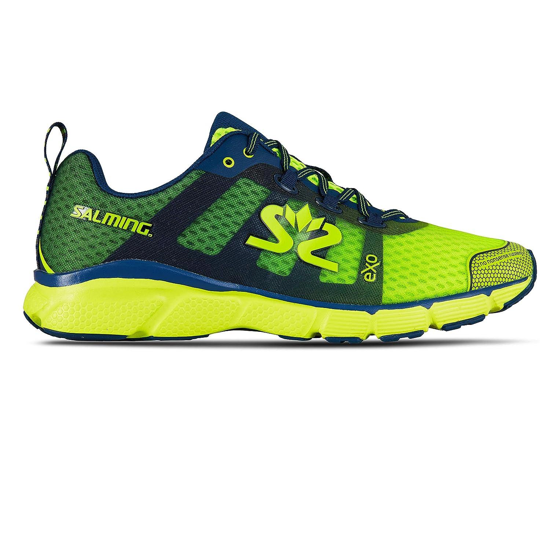 Jaune 44 EU Salming enRoute 2 chaussures Hommes jaune bleu