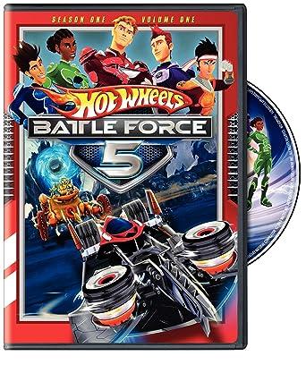 hot wheels battle force 5 episode 13