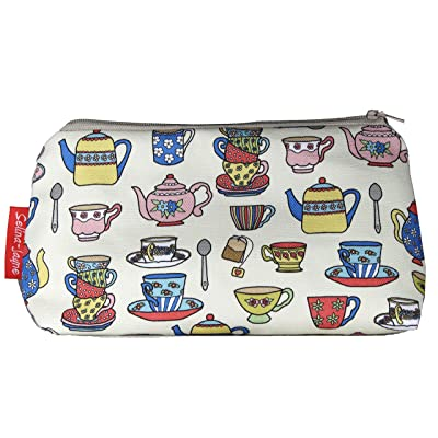 Selina-Jayne Teacups Limited Edition Designer Toiletry Bag