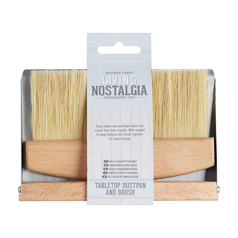 Amazon.com: Dustpan U0026 Brush   Tabletop   Living Nostalgia: Home U0026 Kitchen
