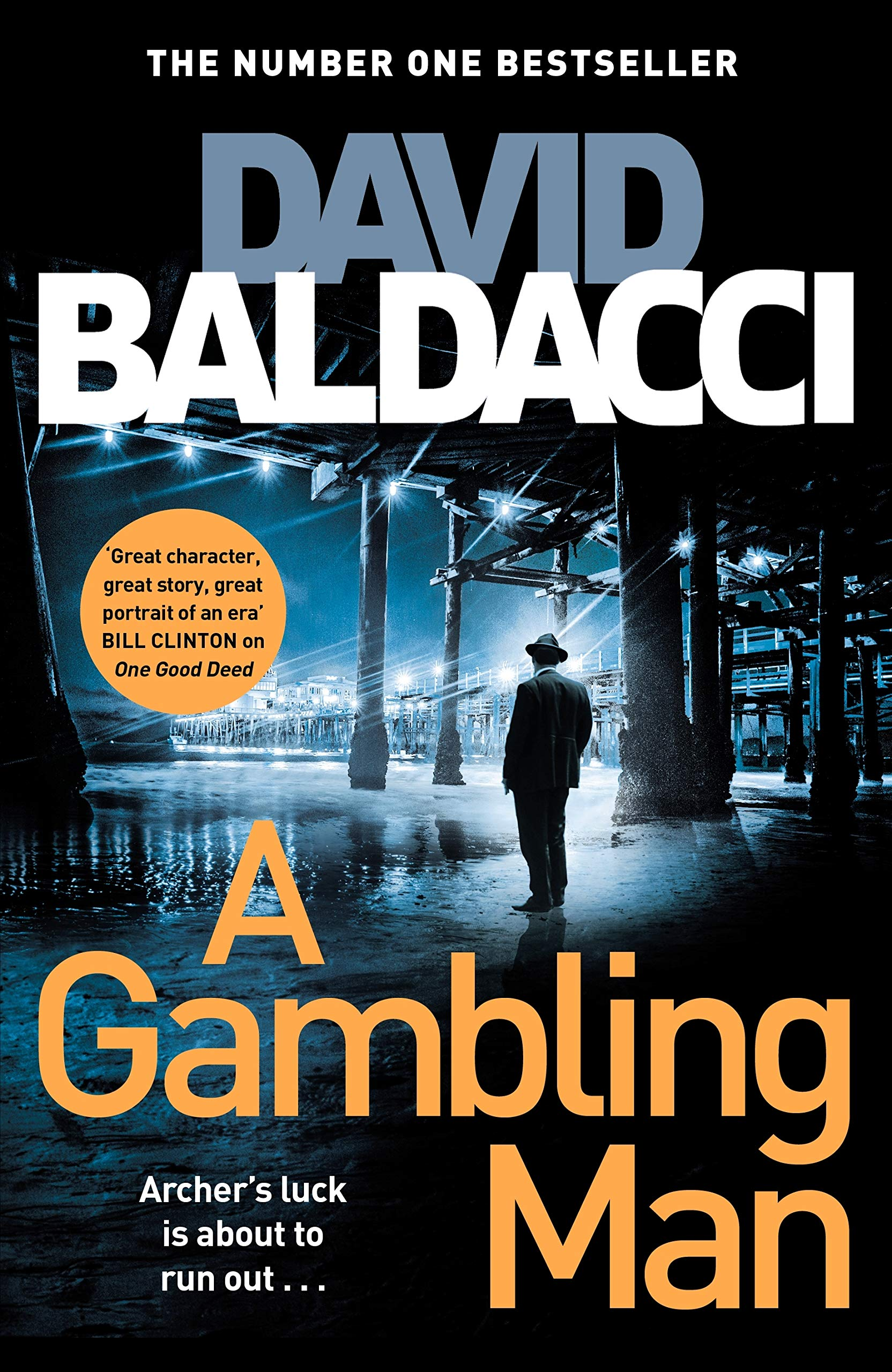 A Gambling Man (Aloysius Archer series): Amazon.in: Baldacci, David: Books