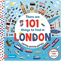 There Are 101 Things to Find in London