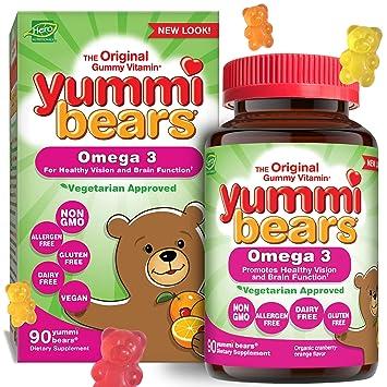 Amazon.com: Gomitas vitaminas para niños ...
