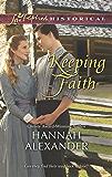 Keeping Faith (Love Inspired Historical)