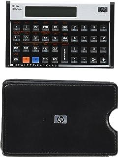 amazon com hp 12c financial calculator office products rh amazon com HP 10B Review HP 10B Pm