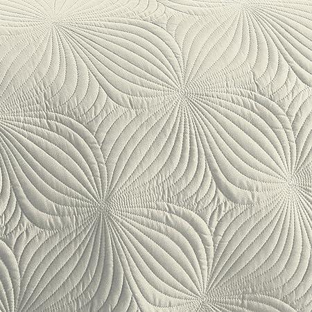douceur dint/érieur housse de coussin  60x60 cm microfibre florencia gris
